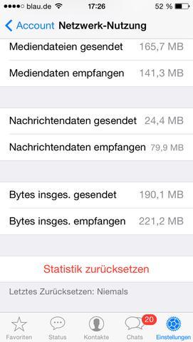 Whatsapp - (iPhone, WhatsApp)
