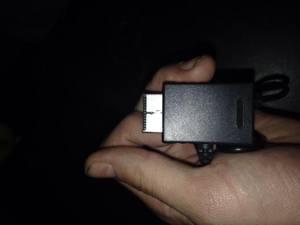 audiokabel - (PS3, PS4, Headset)