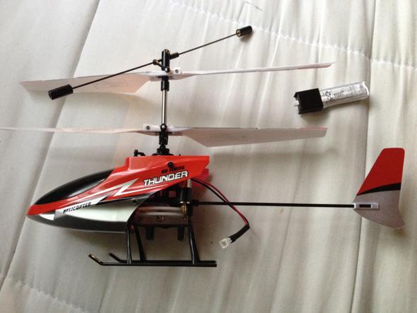 Helikopter - (Helikopter, Ferngesteuert)