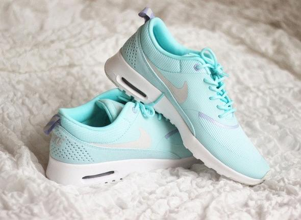 Nike Air Max Thea Schwarz Mint