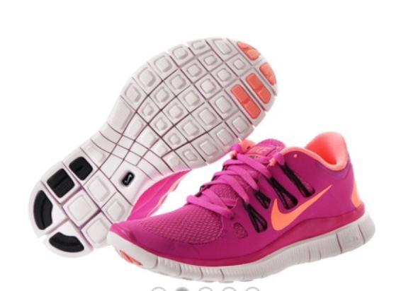 low priced 03be8 9421a -Pink - Nike 5.0 - mit orange - (Online-Shop, Nike,