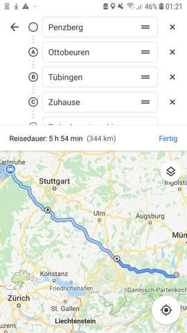 350 km mit Vespa machbar?
