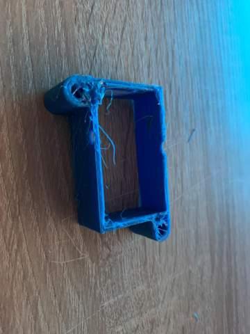 3D Drucker zieht fäden?
