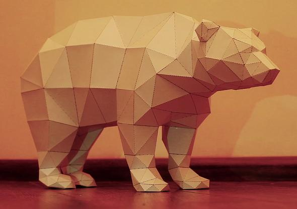 3D Geometric Model erstellen (Geometrie, 3-D, Schnittmuster)