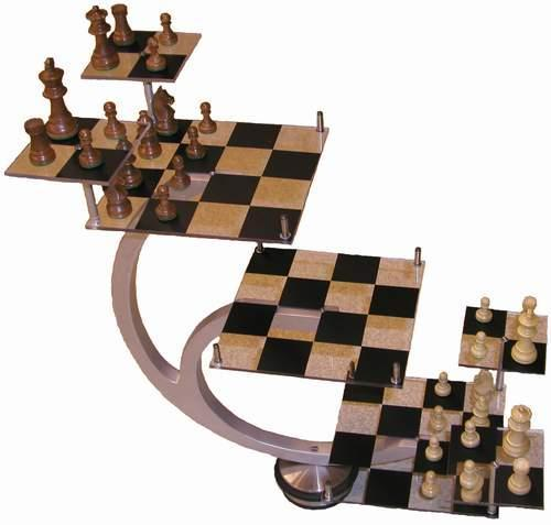 3d schach star trek schach spiele film spielzeug. Black Bedroom Furniture Sets. Home Design Ideas