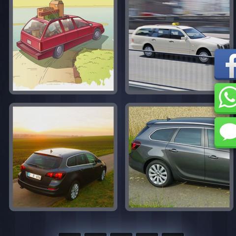 4 Bilder 1 Wort Komme Nicht Weiter Irgendwas Mit Autos Auto
