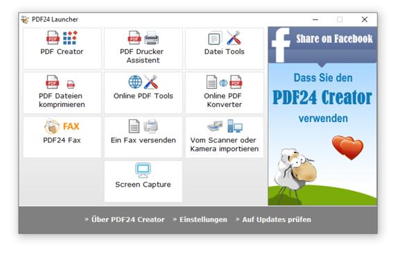 4 zettel pfd in einem pdf verbinden und hochladen