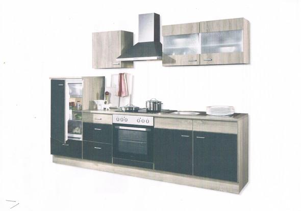 45 cm geschirrsp ler in kompl k che einbauen spuelmaschine einbau. Black Bedroom Furniture Sets. Home Design Ideas
