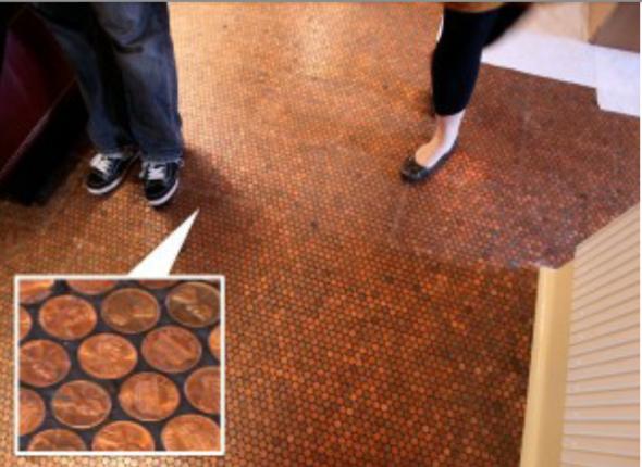 Fußboden Aus Geldmünzen ~ Cent fußboden was muss ich beachten handwerk boden