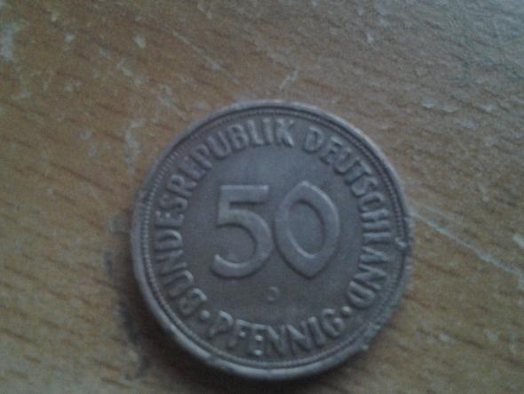 50 Pfennig 1950 Wert Sammeln Münzen