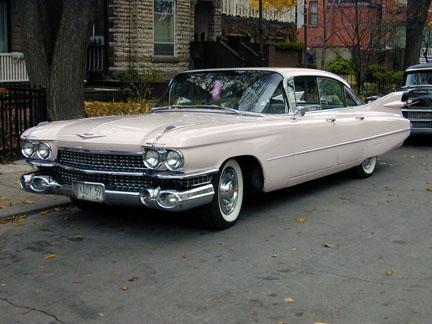 59er Cadillac Serie 62 - (Cadillac, US-Oldtimer)