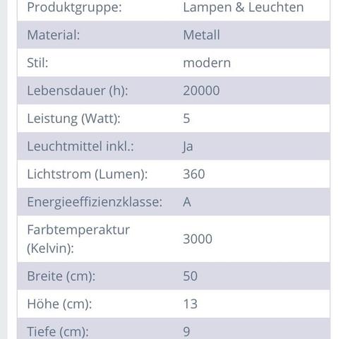 Produkt Infos  - (Bilder, Haus, LED)