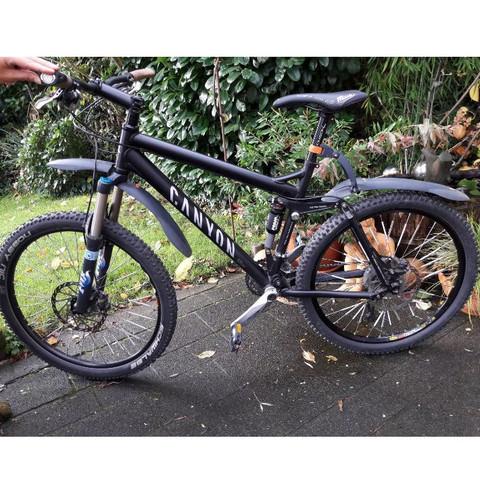 Mountainbike auf ebay gefunden !  - (eBay, Mountainbike, Downhill)