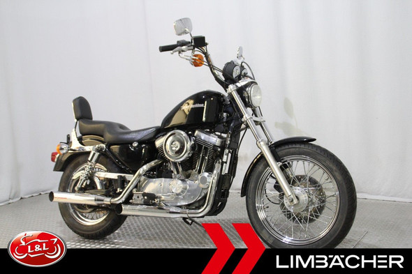 Das wäre so mein Geschmack was chopper angeht. Harley-Davidson Sportster XL 1200 - (Harley Davidson, Welches Motorrad, führerschein A2)