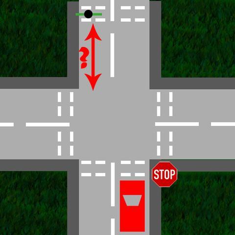 Radweg - (Auto, Verkehr, Verkehrsrecht)