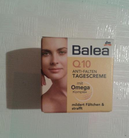 Balea - antifaltencreme (Q10) - (Beauty, Haut, antifaltencremes)