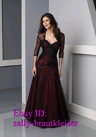 Abendkleider lang ebay deutschland
