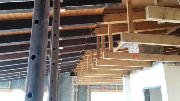abgeh ngte decke welcher fussboden und d mmung boden dach rigips. Black Bedroom Furniture Sets. Home Design Ideas