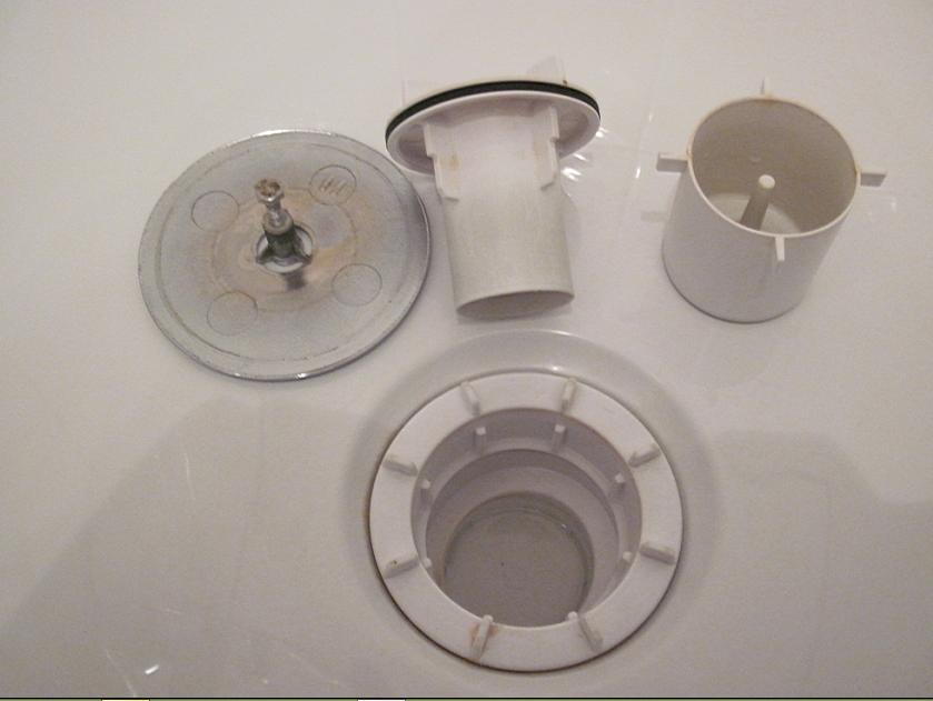 fr duschwanne zerbrochen dusche sanitr - Flache Dusche Siphon Reinigen