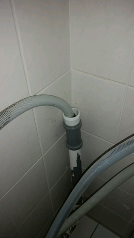 Bild 2 - (Waschmaschine, Anschluss, Badezimmer)