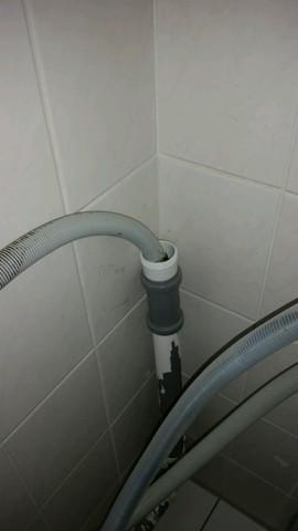 Bild 2   (Waschmaschine, Anschluss, Badezimmer)