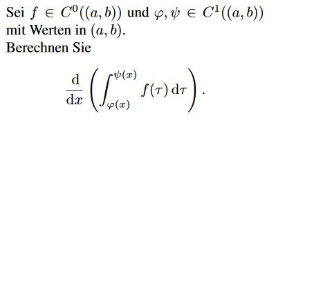 Ableitung bestimmen - (Mathe, Mathematik)