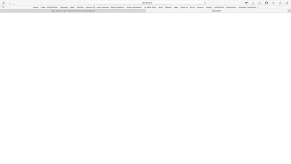 Was dann kommt... - (Macbook, OS X, Safari)