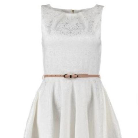 """Mein Kleid (ohne Gürtel& ganz """"bestickt"""") - (Style, Kleid)"""