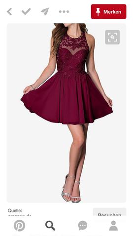 Kleid 1 - (Internetseite, Kleid, Abschlusskleid)