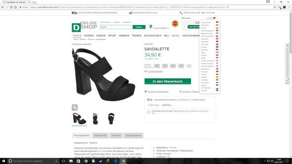 Schuhe - (Mode, Schuhe, Abschluss)