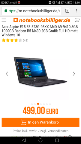 - (Gaming, Notebook, Acer)