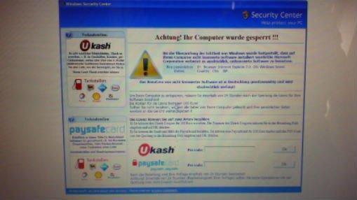 screen 2 - (PC, Technik, Virus)