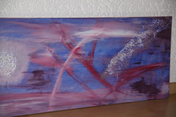 Acryl 2 - (Bilder, Gemälde, Acrylbild)