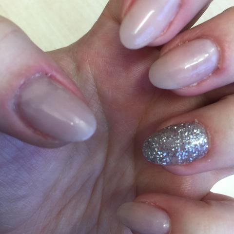 Linke Hand - (Nägel, Nagellack, Umtausch)