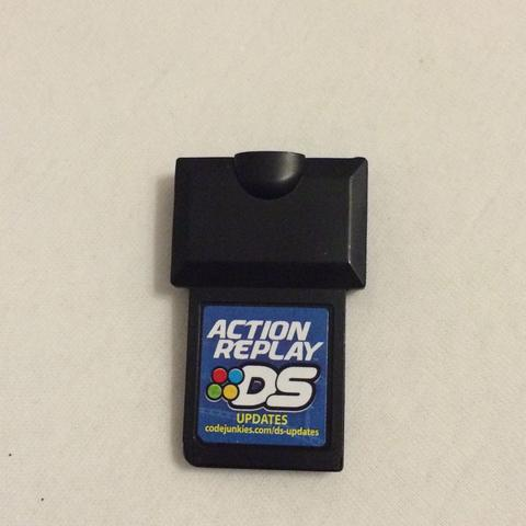Action replay - (Pokemon, Nintendo 3DS, action replay)