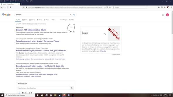 - (Computer, Internet, Firefox)
