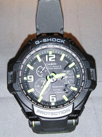 Adapter für G-Shock?