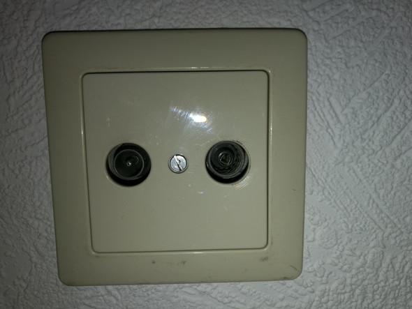Adapter für SAT Kabel?