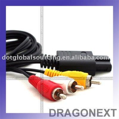 kabel gamecube - (Kabel, Adapter, Gamecube)
