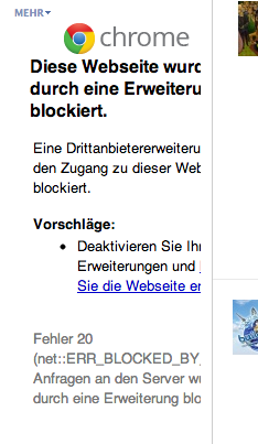 adblock plus chrome hinweisbild 2 - (google-chrome, adblock plus chrome)