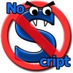 NoScript - (Computer, PC, Internet)