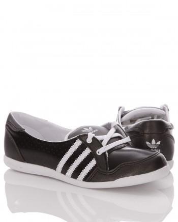 Adidas Ballerina Schwarz Weiß