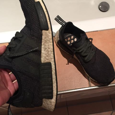 Adidas boost sohle sauber machen? (Schuhe, reinigen, schu)