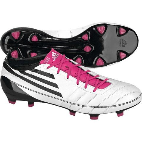 Adidas F50 adizero TRX FG rosa weiß - (Sport, Fußball, Schuhe)