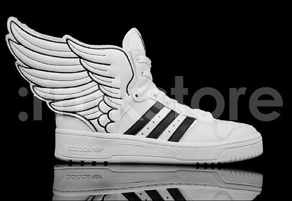adidas  - (adidas, Wings, Jeremy scott)