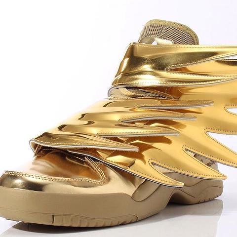 Adidas Jeremy Scott Wings 3.0 Schwarz