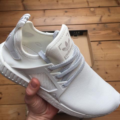 Adidas NMD in der Waschmaschine waschen? (Schuhe, putzen)