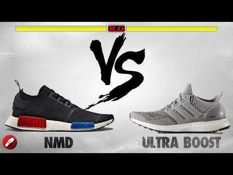 Adidas Nmd oder Adidas ultra Boost?  besser für sommer?