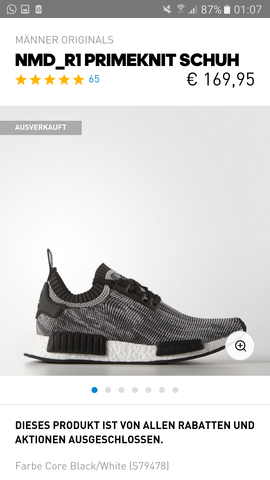 - (adidas, Sneaker, Nmd)