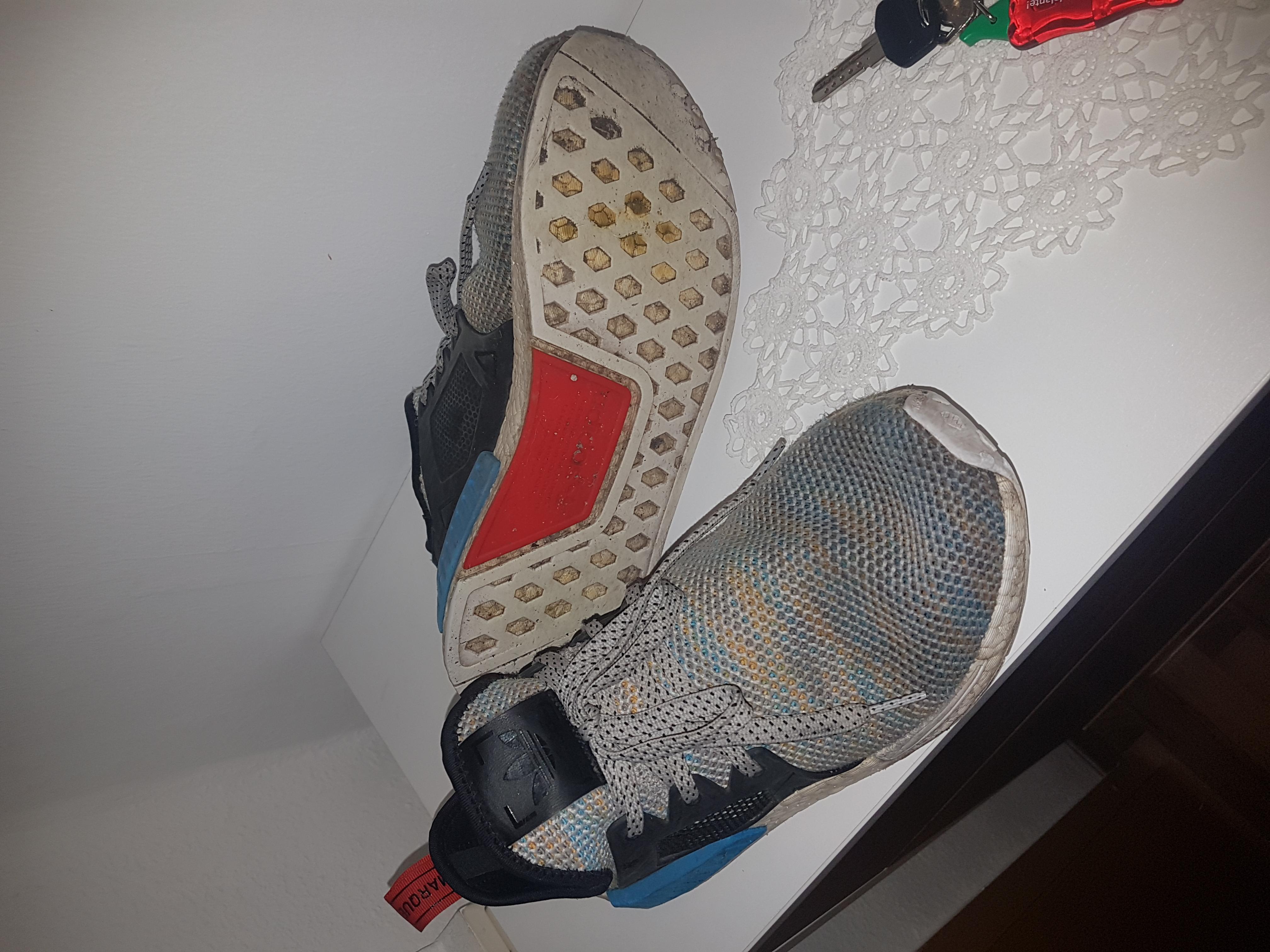 Nmds mode Waschen Schuhe Aussehen Mit Der Adidas Waschmaschine d4Xn1wdq
